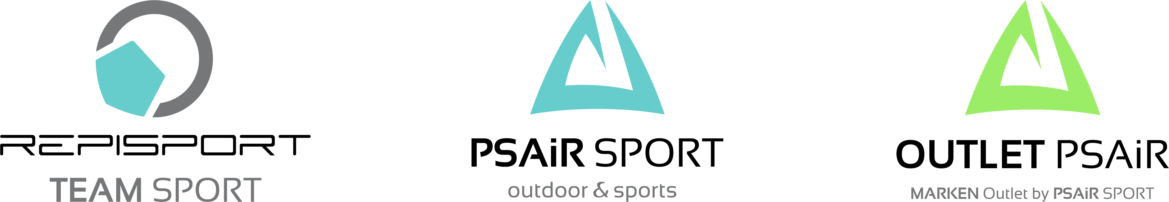 REPISPORT • PSAiR SPORT • OUTLET PSAiR