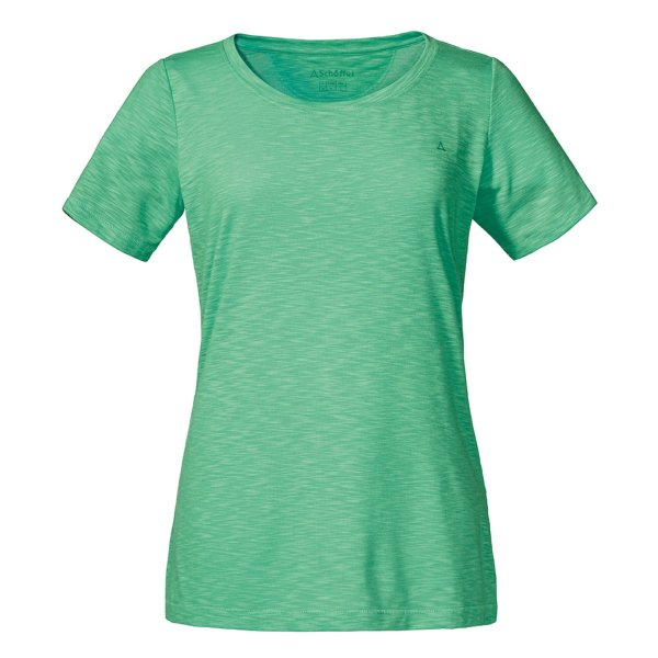 SCHÖFFEL T-Shirt Verviers2 FRAUEN spring bud (11946_6113) GER/ITA - 42/48
