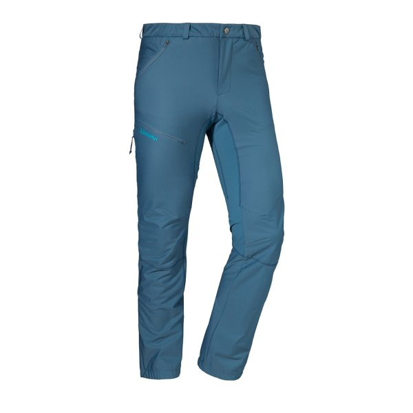 SCHÖFFEL Pants Wallis Light M HERREN bering sea (22836_8860) GER/ITA 52