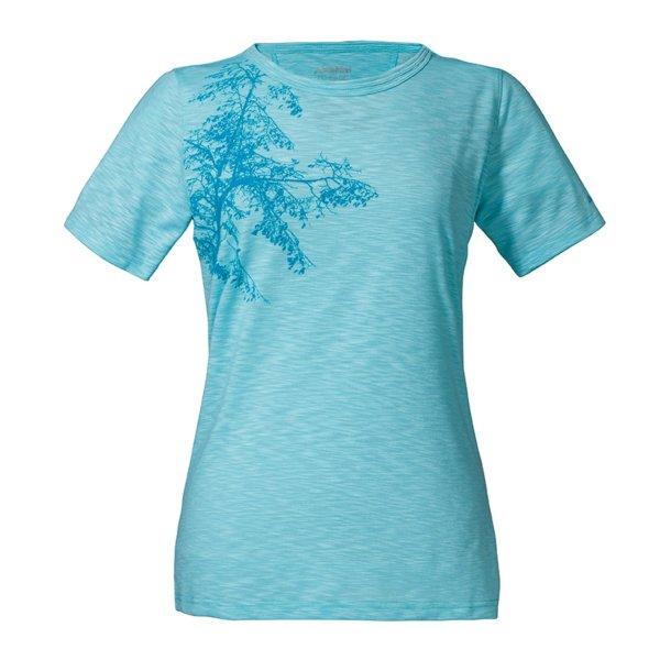 SCHÖFFEL T Shirt Kinshasa3 FRAUEN angel blue (12594_8640) GER/ITA - 38/44