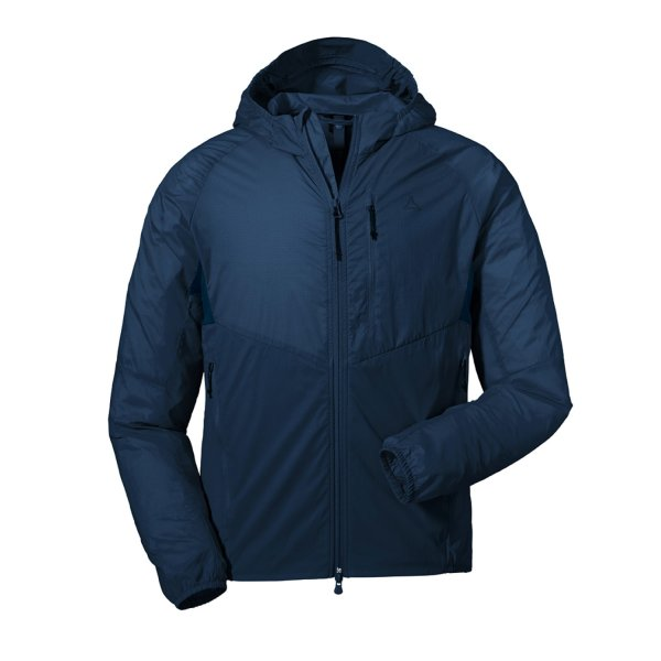 SCHÖFFEL Jacket Kosai M MÄNNER dress blues (22823_8180) GER/ITA 50