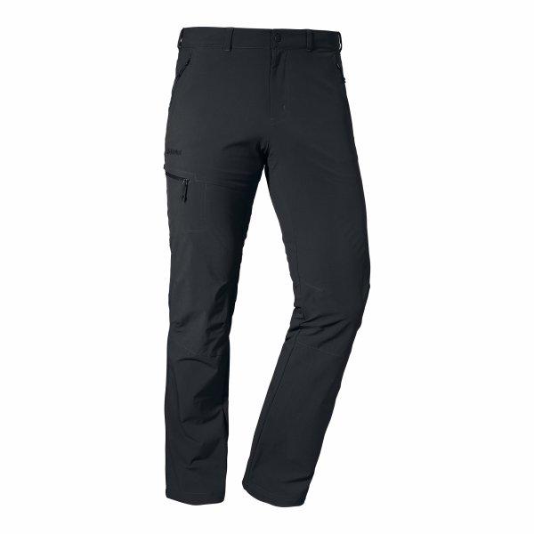 SCHÖFFEL Pants Koper1 HERREN black (22855_9990) GER/ITA 58 - short29