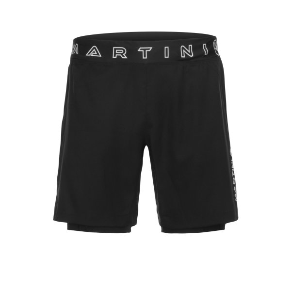 MARTINI PANTS COME.ON HERREN black (988-RP51_1010)