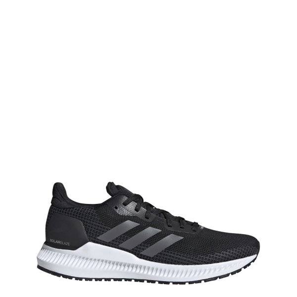ADIDAS SOLAR BLAZE W SCHUHE FRAUEN core black/grey five/core black (EF0820) EUR 40 - UK 6½