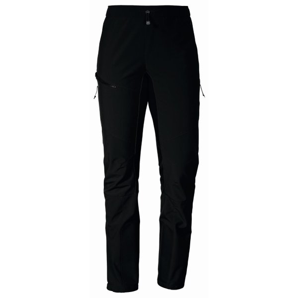 SCHÖFFEL Softshell Pants Rognon L DAMEN black (12889_9990)