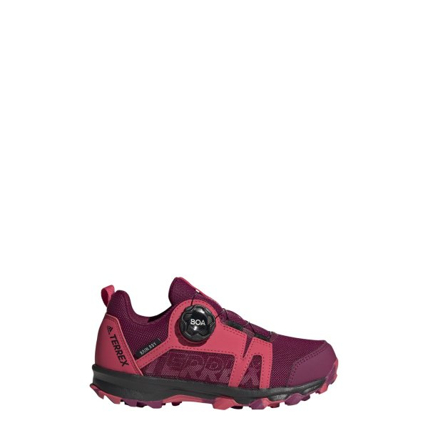 ADIDAS TERREX AGRAVIC BOA R.RDY K SCHUHE KINDER power berry/power pink/ftwr white (FW9754)