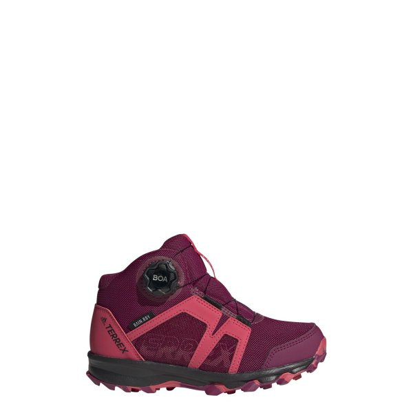 ADIDAS TERREX BOA MID R.RDY K SCHUHE KINDER power berry/power pink/ftwr white (FW9756)