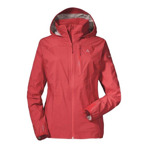 SCHÖFFEL Jacket Neufundland4 DAMEN hibiscus (12895_2500)