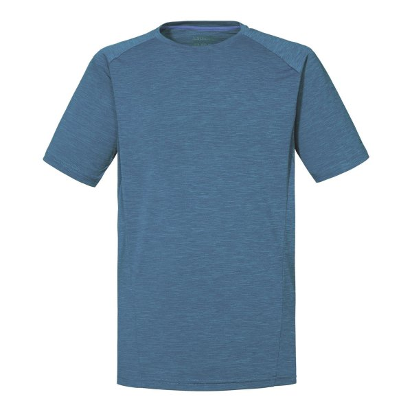 SCHÖFFEL T Shirt Boise2 M HERREN indigo bunting (22884_8310)