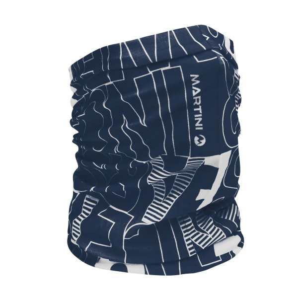 MARTINI SCHLAUCHTUCH ALL PASSION_S210 true navy (811-0940_1461) one size, unisex