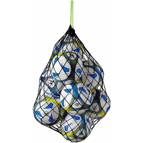 ERIMA Ballnetz für 10 Bälle black/green (723001)