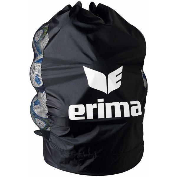 ERIMA Ballsack für 18 Bälle black/white (723672) 0