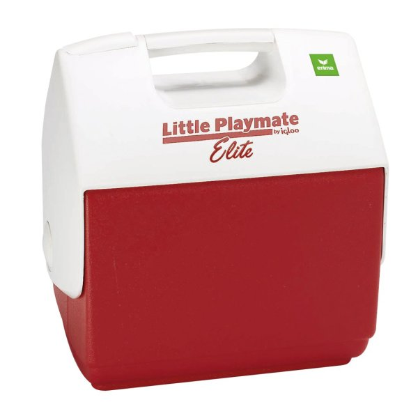 ERIMA Eisbox white/red (724420) 6,6 l