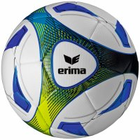 ERIMA BALL Hybrid Trainingsball royal blue/lime (719505)