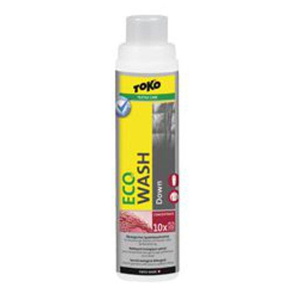 TOKO Eco Down Wash 250ml - Ökologisches Spezialwaschmittel für Bekleidung mit Synthetik- oder Daunenfüllung
