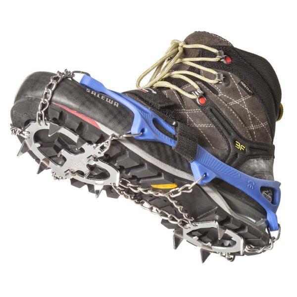 NORTEC ALP 20 Ramponcino leggero ed affidabile - winter trekking, lavoro e caccia XL (44-48)