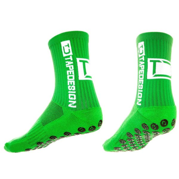 TAPEDESIGN ALLROUND SOCKS CLASSIC onesize (37-48) verde