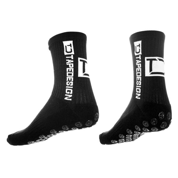 TAPEDESIGN ALLROUND SOCKS CLASSIC onesize (37-48) schwarz