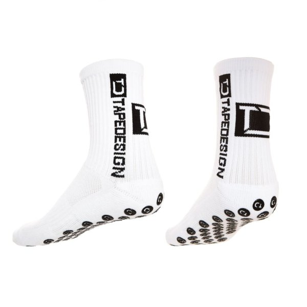 TAPEDESIGN ALLROUND SOCKS CLASSIC onesize (37-48) weiß