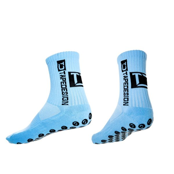 TAPEDESIGN ALLROUND SOCKS CLASSIC onesize (37-48) hellblau