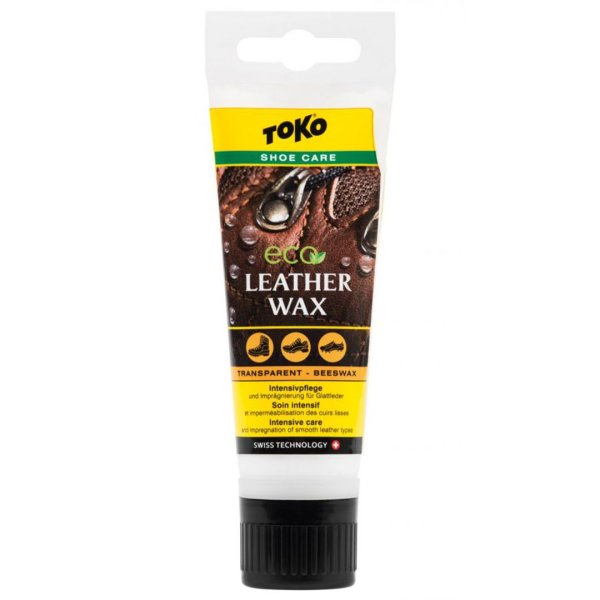 TOKO Eco Leather Wax Beeswax 75ml (5582667)