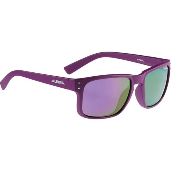 ALPINA SONNENBRILLE KOSMIC purple matt (A8570.3.55) one size