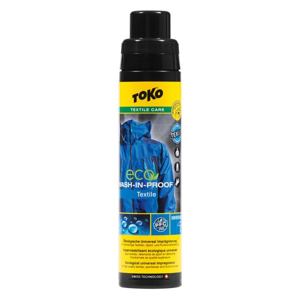 TOKO ECO WASH-In Proof 250 ml (5582603)