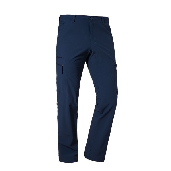 SCHÖFFEL Pants Guadalupe1 MÄNNER dress blues (22087_8180) GER/ITA 48