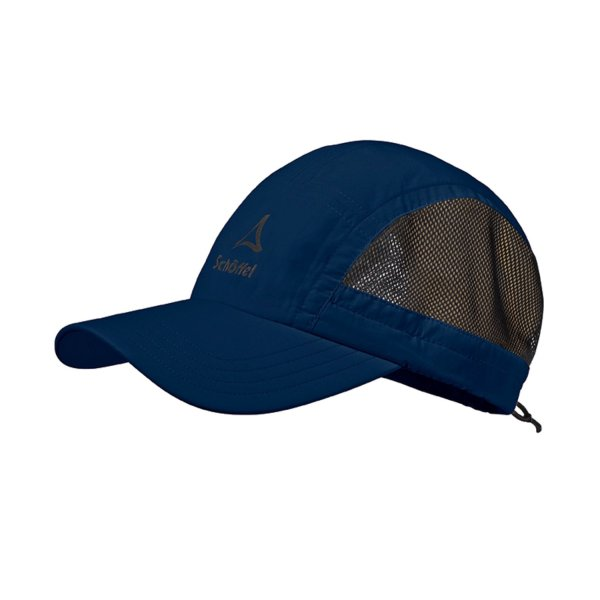 SCHÖFFEL Cap Lermoos 3 dress blues (22231_8180)