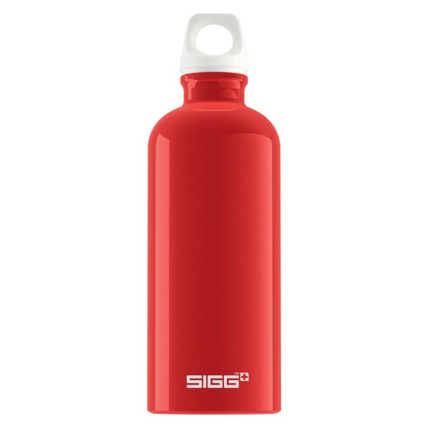 SIGG TRINKFLASCHE Fabulous red 0.6 L (8446.80)