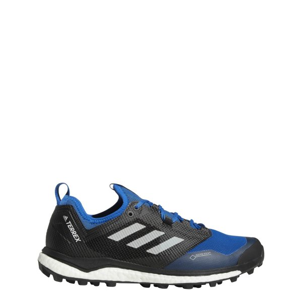 ADIDAS TERREX AGRAVIC XT GTX SCHUHE MÄNNER core black/grey one/blue beauty (AC7656)