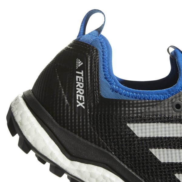 ADIDAS TERREX AGRAVIC XT GTX SCHUHE MÄNNER core black/grey one/blue beauty (AC7656) EUR 42²/3 - UK 8½