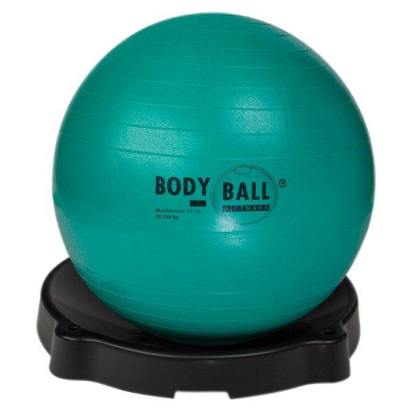 BODY-BALL -d55 cm- grün (bis 155 cm) (DL1402)