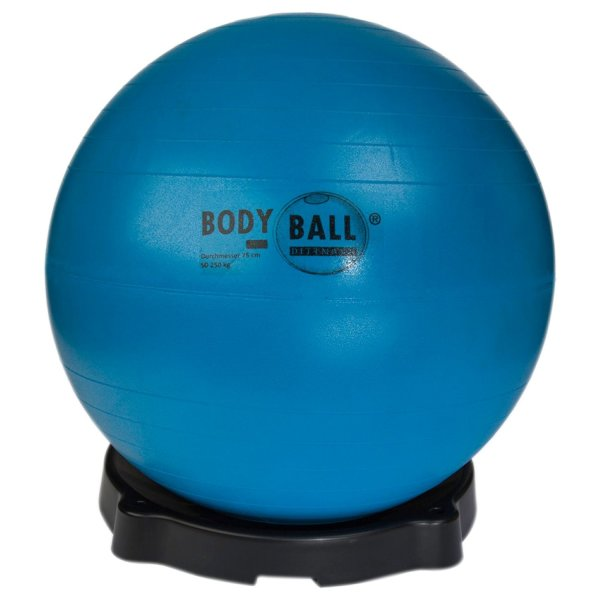 BODY-BALL -d75 cm- blau (DL1404)