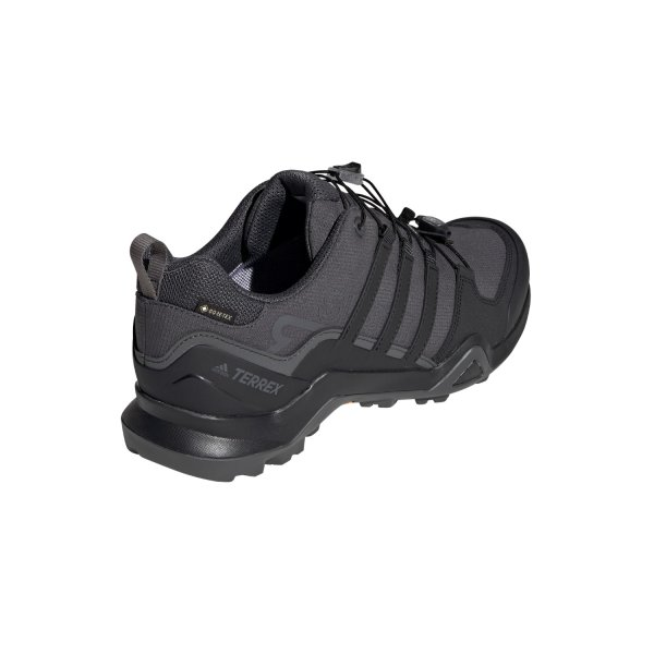 ADIDAS TERREX SWIFT R2 GTX SCHUHE MÄNNER grey six/core black/grey four (BC0383) EUR 43¹/3 - UK 9