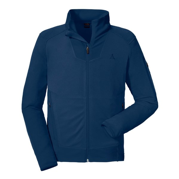 SCHÖFFEL Fleece Jacket Toledo MÄNNER dress blues (22493_8180)