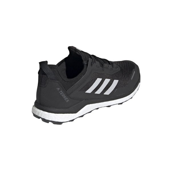 ADIDAS TERREX AGRAVIC FLOW SCHUHE MÄNNER core black/grey two/grey six (G26101) EUR 42²/3 - UK 8½