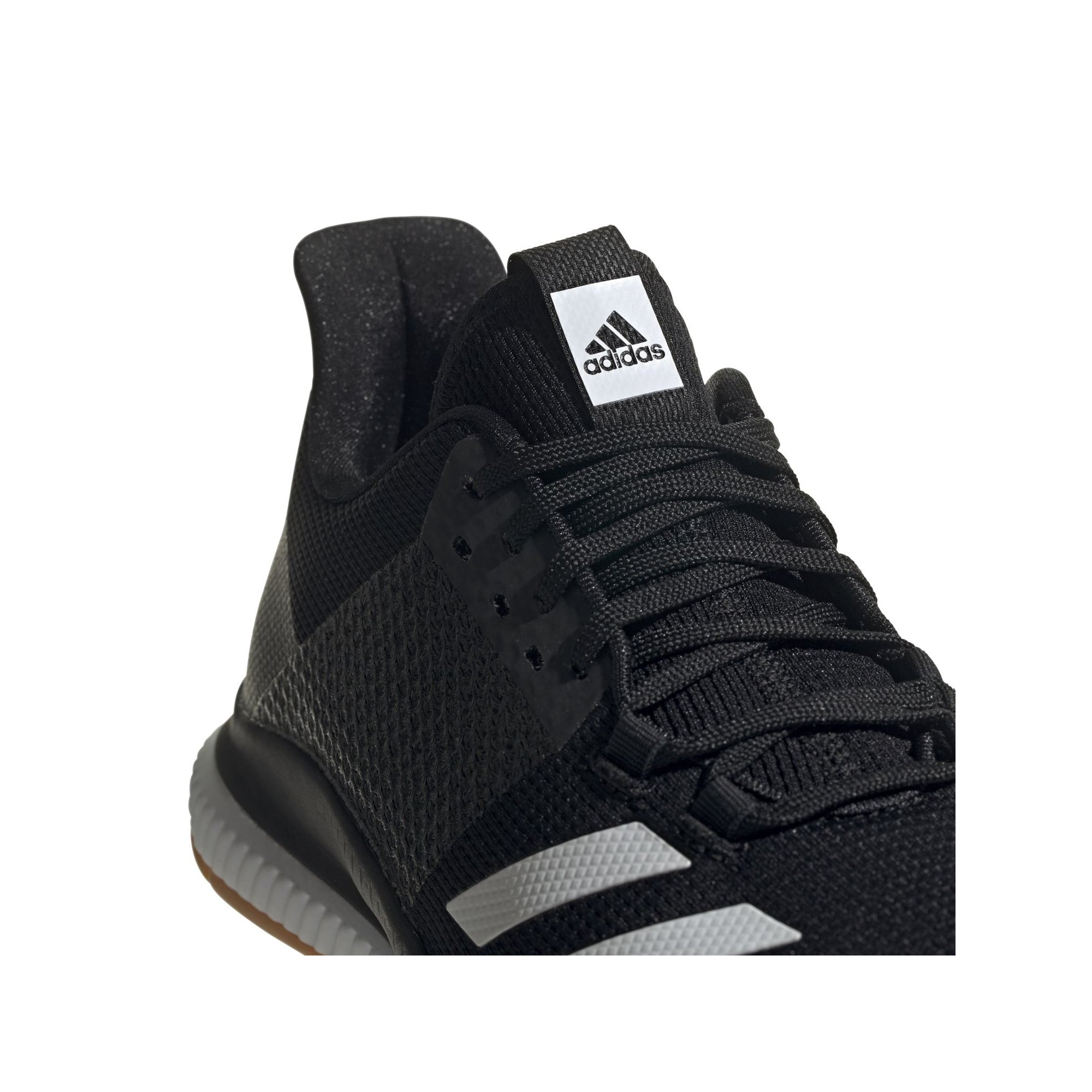 ADIDAS CRAZYFLIGHT BOUNCE VOLLEY SCHUHE blackwhite (BD7918)