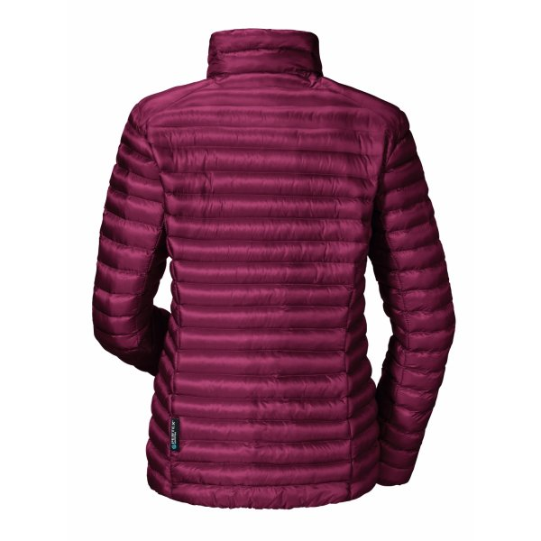 SCHÖFFEL Thermo Jacket Annapolis1 FRAUEN beet red (12662_3720)