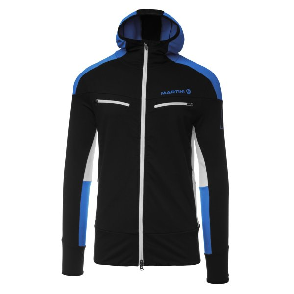 MARTINI JACKET POWER PRO 2.0 MÄNNER black/sea/white (059-7000_1010/26/68) XL