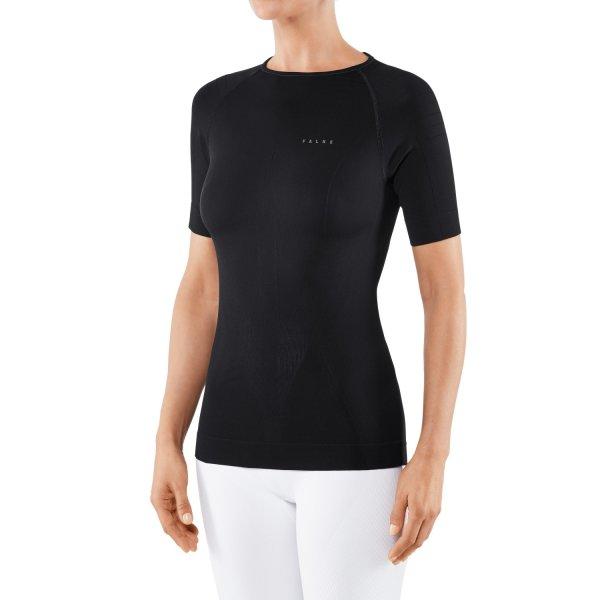FALKE Damen Kurzarmshirt black (39113_3000)